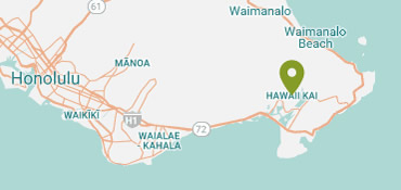 Hawaii Kai Airport Shuttle Map